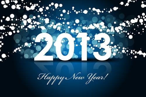 Happy New Year 2013 - Trawel India Mails