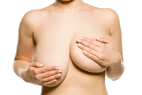 woman with univen big breasts-img-blog