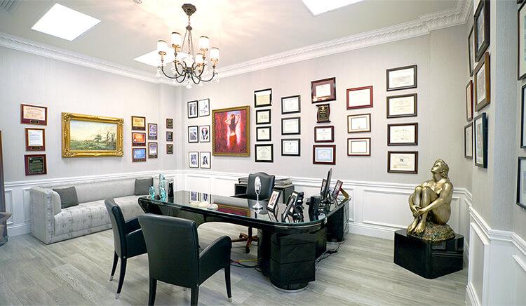Hochstein Office Lobby