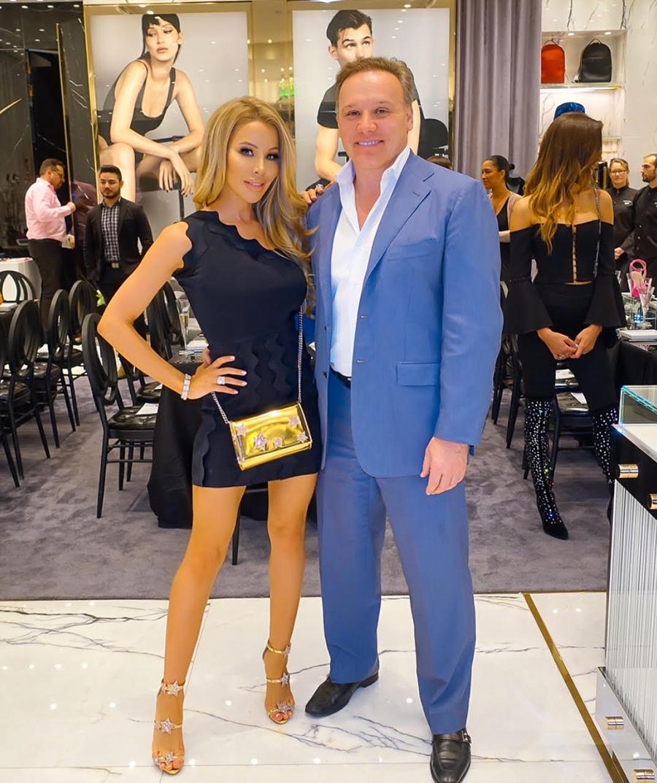 Guiseppe Zanotti Event - Miami, Florida