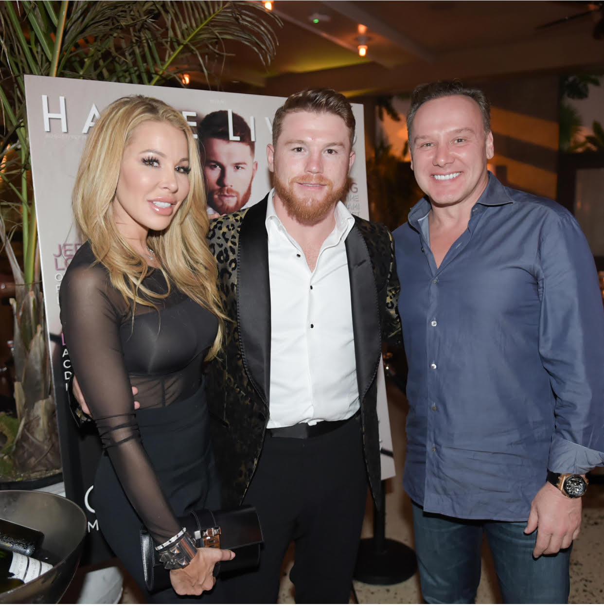 Marion To Celebrate Its Cover Launch With Star Boxer, Saul Canelo Alvarez